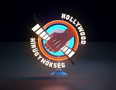 Hollywood News Agency - intro