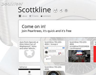 Scott Kline On Behance