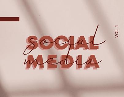 Social Media Vol. 1 | Feed