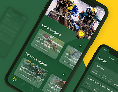 Horse Racing | iOS