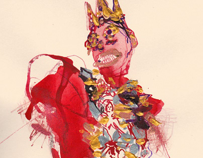 Margiela Couture by John Galliano