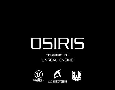 OSIRIS. UE 4 + Devnote #00004. Screenshot Pack #1