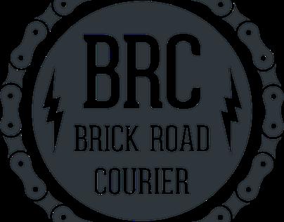 Brick Road Courier Logo