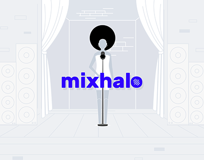 Mixhalo