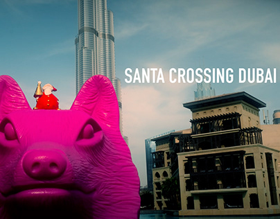SANTA CROSSING DUBAI
