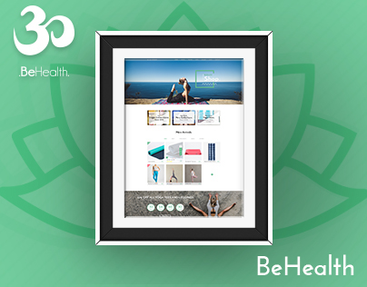 BeHealth - Multi-Purpose WordPress Theme for Yoga - Hea