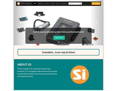 Smart Integrators Website