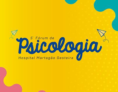 5º Fórum de Psicologia