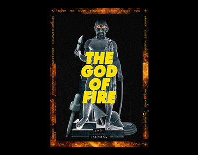 THE GOD OF FIRE : Name Parade 2019