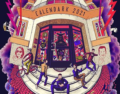 Calendark 2021