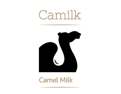 Camilk : Camel Milk Packaging
