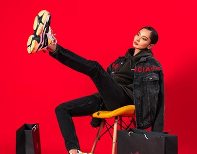Fashion x Elite contour shopping