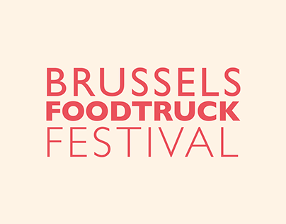 BRUSSELS FOODTRUCK FESTIVAL | Isometric map