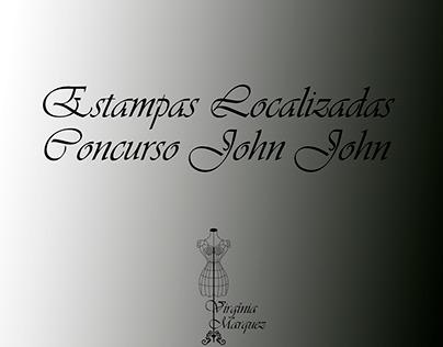 Estampas concurso John John