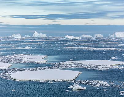 Antarctica - Vast Terrain