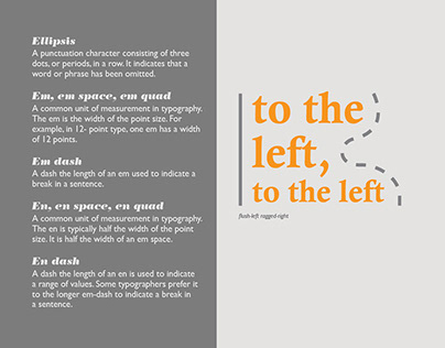 Type Glossary (Editorial Design)