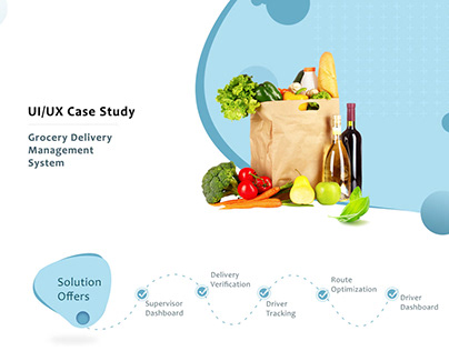 Case Study - Grocery Delivery Management