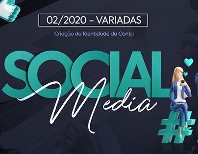 Social Media | 02.2020