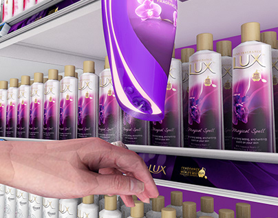 Design of multi-fragrance SMART tester holder for LUX.