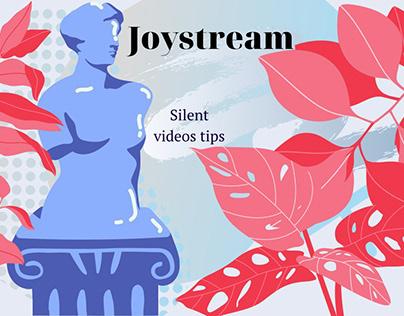 Presentation video   7030.studio for Joystream