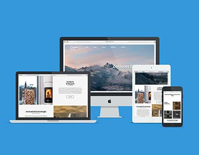 Cornect Design – A reponsive Website