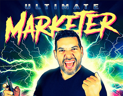 Ultimate Marketer Podcast Cover