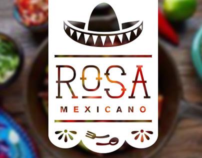 Rosa Mexicano - new identity