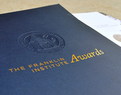 Franklin Institute Awards Brand