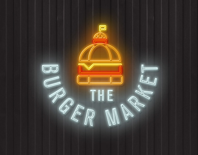 THE BURGER MARKET - Identidade Visual