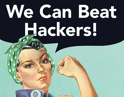 Online Security Propaganda Posters