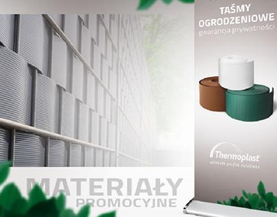 Thermoplast - Materiały promocyjne