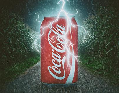 Coca-Cola كوكاكولا