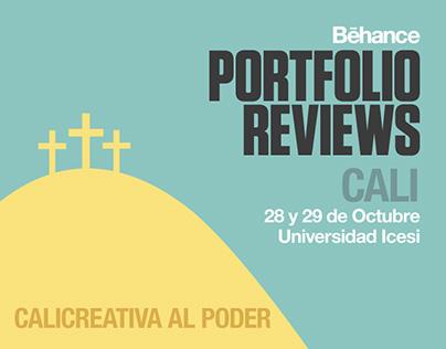Behance Portfolio Reviews Cali