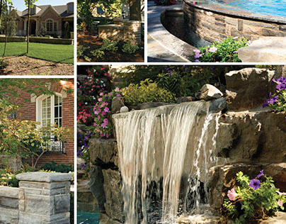 Interior Design- Exterior and Landscaping