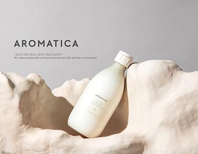 AROMATICA UI/UX Design