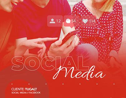SOCIAL MEDIA - TUGALT