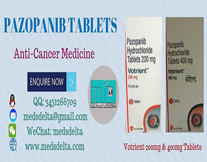Votrient Pazopanib Tablet