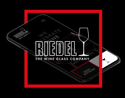 RIEDEL International eCommerce Brandportal