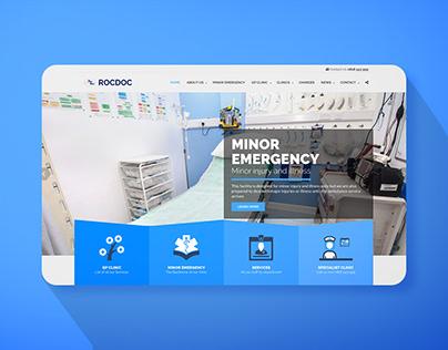 RocDoc Website