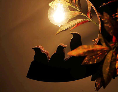 Aerie Pendant Lamp