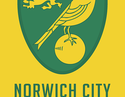 Simple lock screen for Norwich City