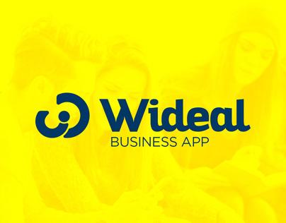 Wideal - Business App