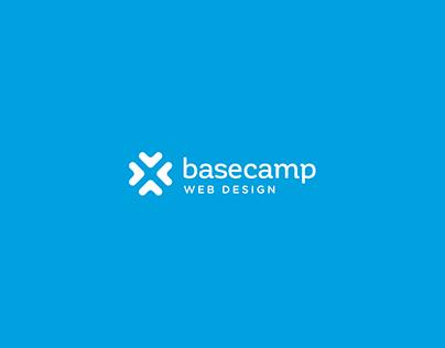 Basecamp Web Design Brand Identity
