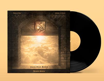 Attack on Titan Cover - LP Album