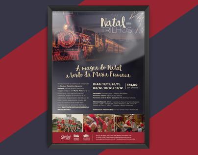 Natal Sobre Trilhos - Giordani Turismo