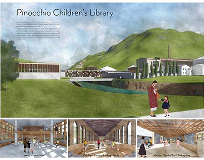 Pinocchio Children's Library - YAC