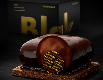 Fancy Cake - Full CGI