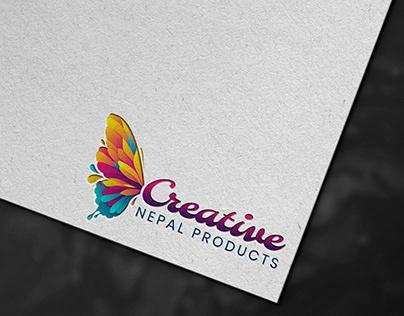 Creative Nepal Products Logo Design