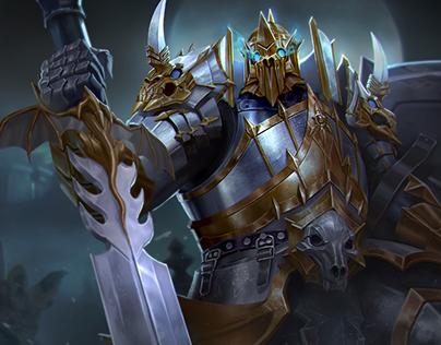 Vainglory: Death kngiht Lance