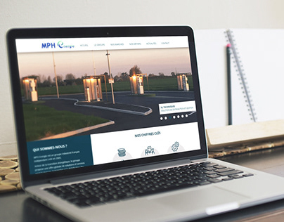 MPH Energie - website